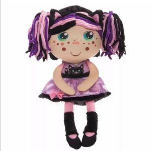 Flip Zee Girl Zuri Kitty Cat and Cuddly 2-in1 Doll